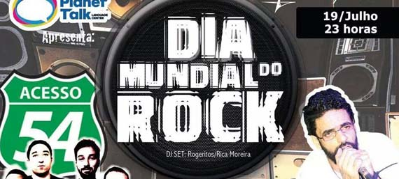 Dia do Rock