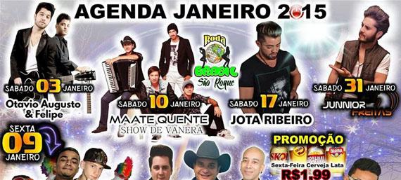 Roda Brasil janeiro